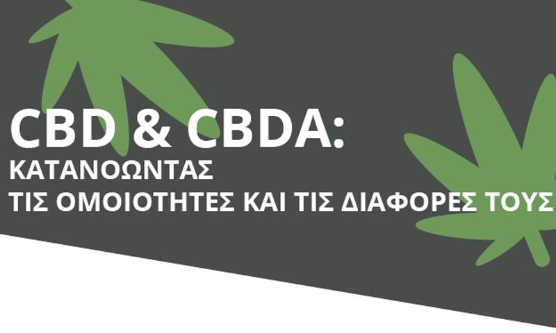 CBD & CBDA