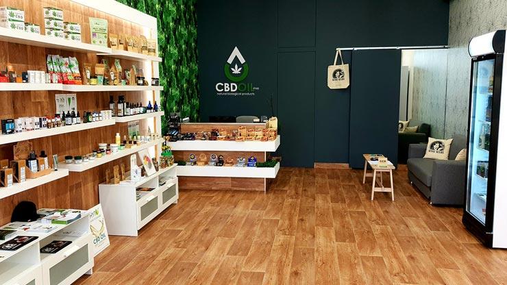 Ένα Κατάστημα CBD Oil Shop Βρίσκεται Παντού Κοντά Σου