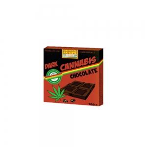 CANNABIS DARK CHOCOLATE 100G – EUPHORIA