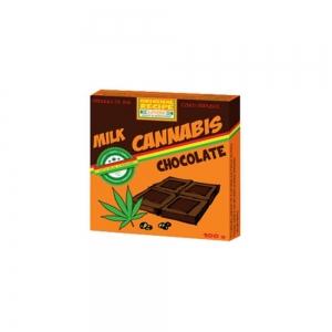 CANNABIS MILK CHOCOLATE 100G – EUPHORIA