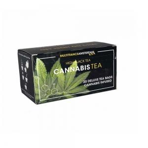 Cannabis Black Tea 20 φακελακια – MULTITRANCE AMSTERDAM