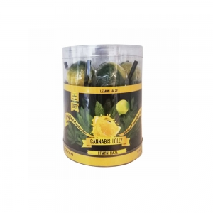 Cannabis Lemon Haze Pops 18gr – Multitrance Amsterdam