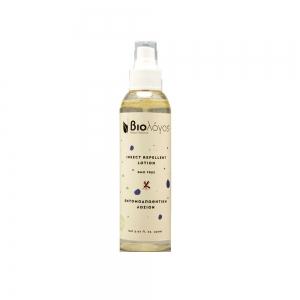 Εντομοαπωθητική λοσιόν 150 ml – Βιολόγος