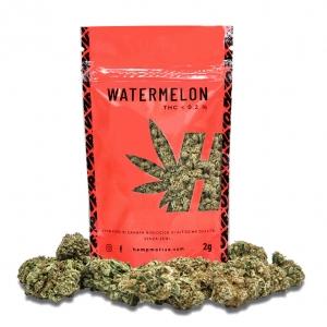 Watermelon Άνθη Κάνναβης 26% CBD 2g – Hemp Motive